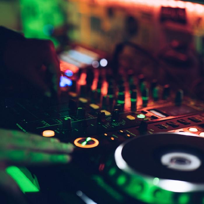 DJ Hire - Squared